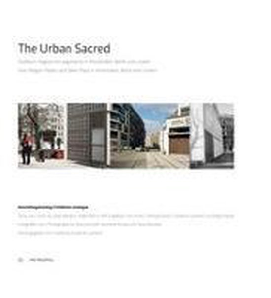 The Urban Sacred