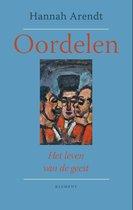 Boek cover Oordelen van Hannah Arendt