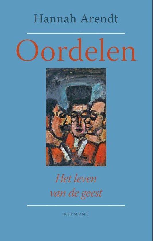 Boek cover Oordelen van Hannah Arendt (Paperback)