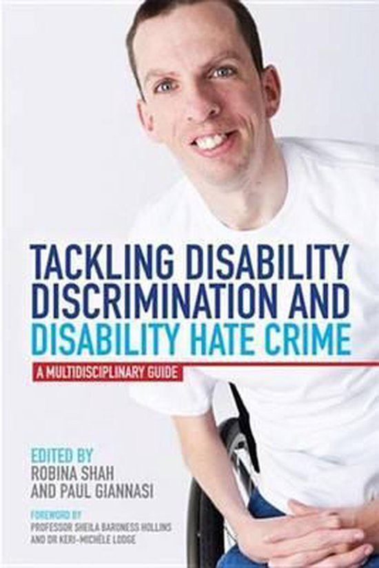 Boek cover Tackling Disability Discrimination and Disability Hate Crime van Jemma Tyson (Onbekend)