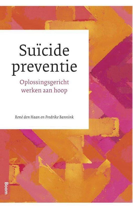 Suïcidepreventie - René den Haan |