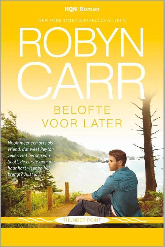 HQN Roman 92 - Belofte voor later - Robyn Carr pdf epub