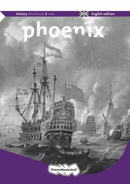 Phoenix - History vwo Workbook - Cor van der Heijden |