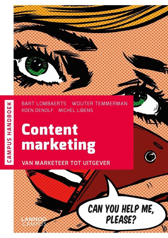 Campus handboek - Content marketing - Bart Lombaerts |