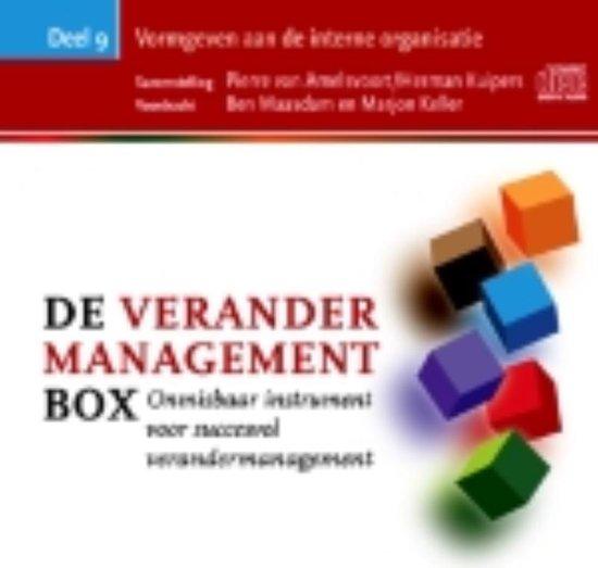 Vormgeven aan de interne organisatie (luisterboek) - P. van Amelsvoort   Fthsonline.com