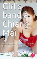Girl's band à Chiang Mai