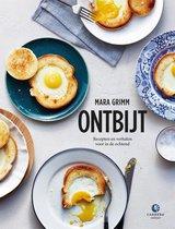 Boek cover Ontbijt van Mara Grimm