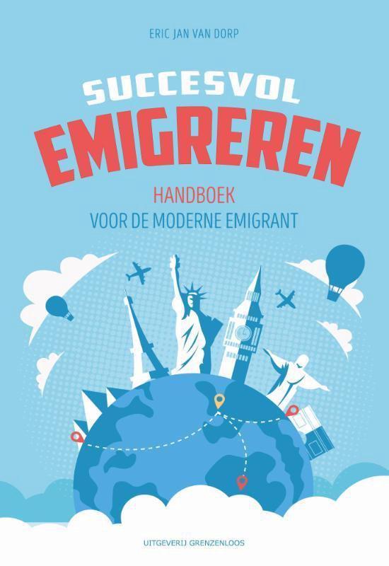 Boek cover Succesvol emigreren van Eric Jan van Dorp (Paperback)