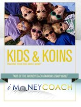 Omslag Kids & Koins: Teaching Your Kids About Money