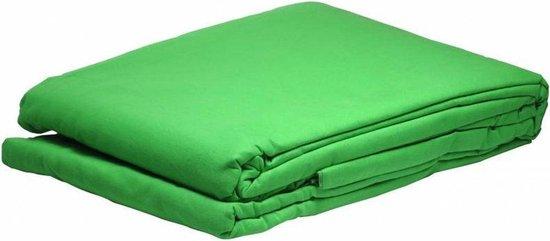 Bresser Y-9 achtergronddoek 2,5x3m Chromakey groen