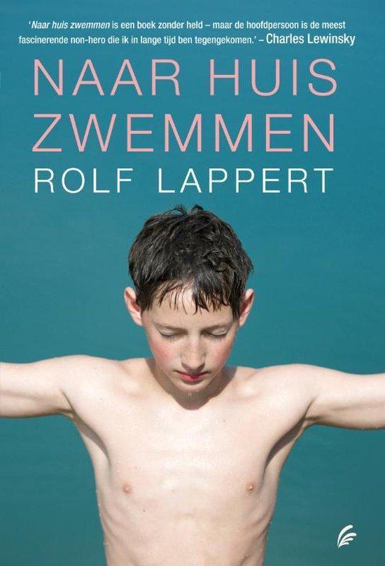 Naar huis zwemmen - Rolf Lappert  