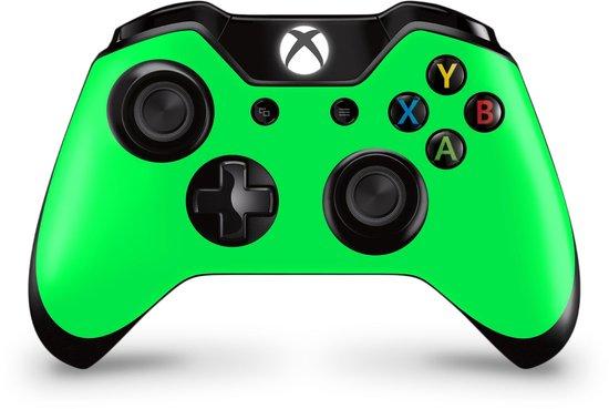 Xbox One Controller Skin Lichtgroen Sticker