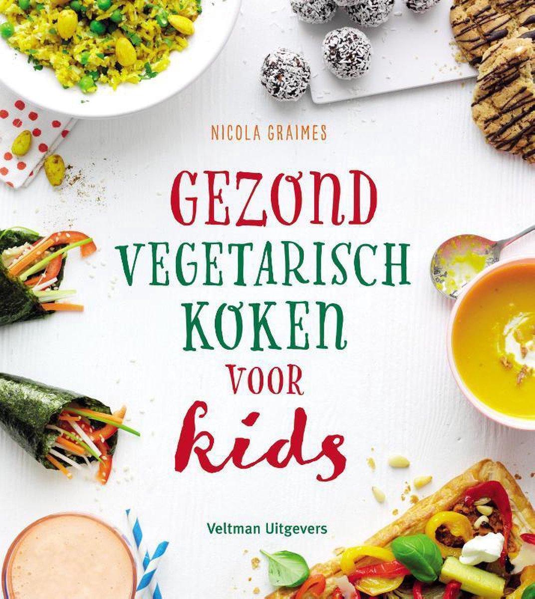 Gezond en vegetarisch koken voor kids