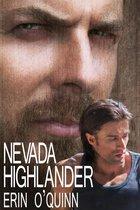 Omslag Nevada Highlander (Nevada Highlander 1)
