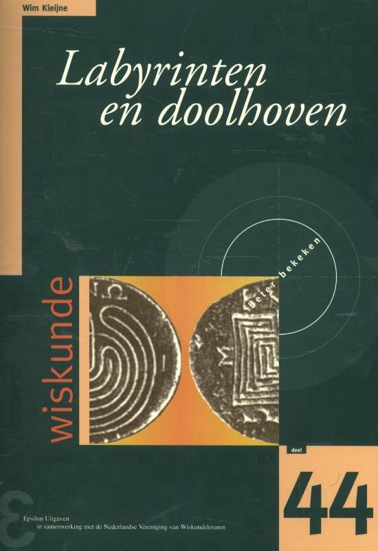 Zebra-reeks 44 - Labyrinten en doolhoven - Wim Kleijne |