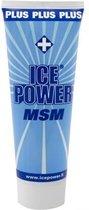 Ice Power Gel MSM 100 ml