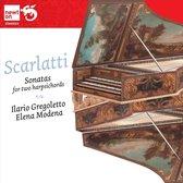 Scarlatti; Sonatas For Two Harpsich