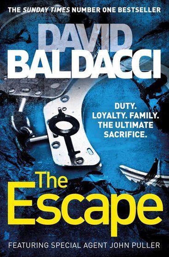 Omslag van The Escape