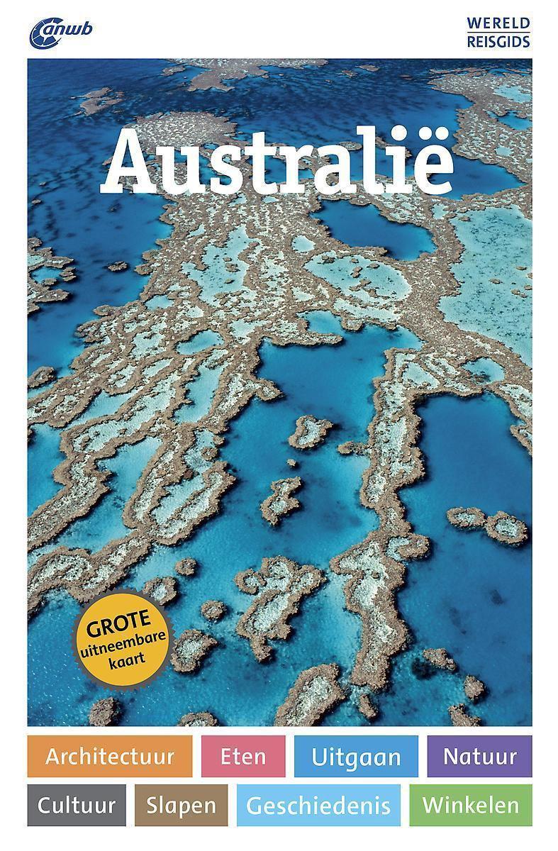 ANWB wereldreisgids - Australië - Roland Dusik