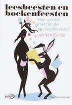 Boek cover Leesbeesten en boekenfeesten van Jan van Coillie