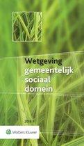 Wetgeving gemeentelijk sociaal domein 2018-1