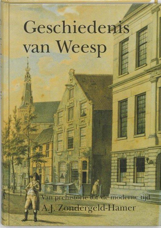 De geschiedenis van Weesp - A.J. Zondergeld-Hamer |