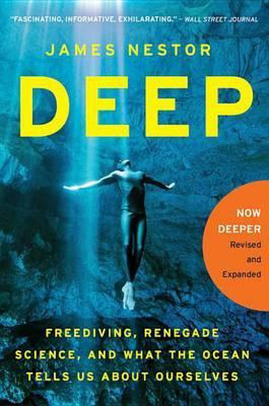 Boek cover Deep van James Nestor (Paperback)