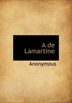 A de Lamartine
