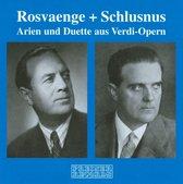 Rosvaenge+Schlusnus