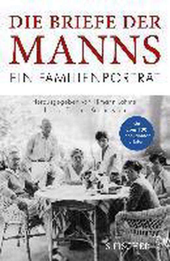 Boek cover Die Briefe der Manns van Mann, Thomas (Hardcover)