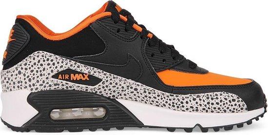 nike air max safari zwart wit
