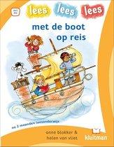 lees lees lees - Met de boot op reis