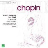 Chopin: Piano Concertos 1 & 2, etc / Pires, Jordan, et al