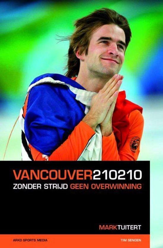 Boek cover Vancouver 210210 van Mark Tuitert (Paperback)