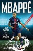 Boek cover Mbappe van Luca Caioli