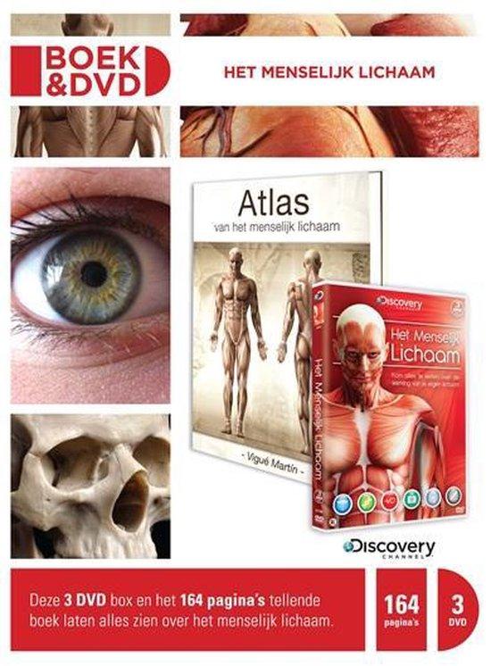 Atlas van het menselijk lichaam boek - Discovery Channel |