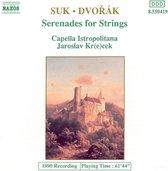 Suk, Dvorak: Serenades for Strings