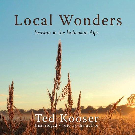 Boek cover Local Wonders van Ted Kooser (Onbekend)