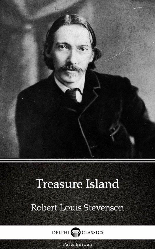 Boek cover Treasure Island by Robert Louis Stevenson (Illustrated) van R.L. Stevenson (Onbekend)
