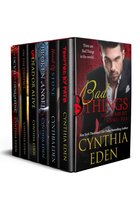 Bad Things Deluxe Box Set, Books 1 to 6