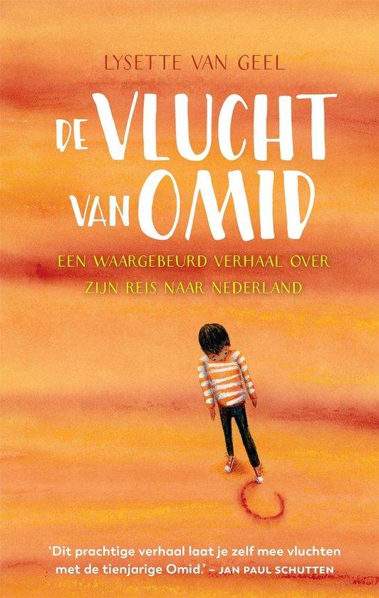 De vlucht van Omid - Lysette van Geel |