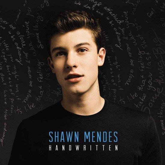 CD cover van Handwritten van Shawn Mendes