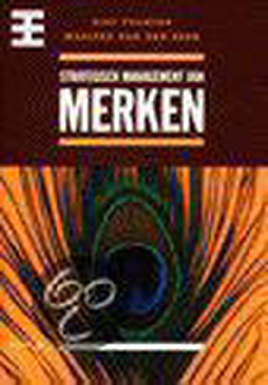 Cover van het boek 'Merkstrategie'