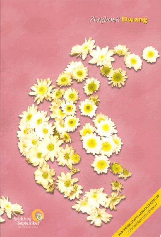 Cover van het boek 'Zorgboek Dwang'