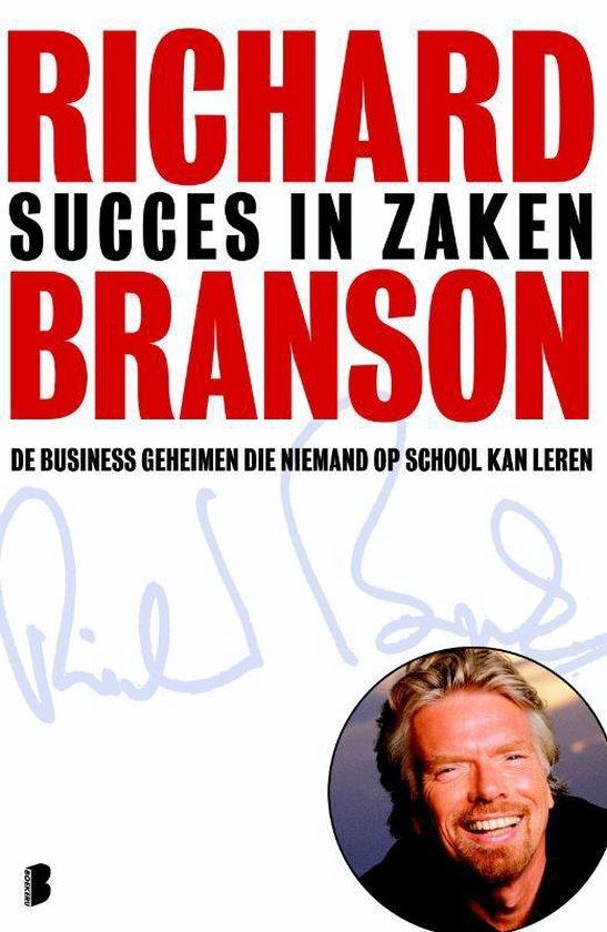 Succes in zaken - Richard Branson  