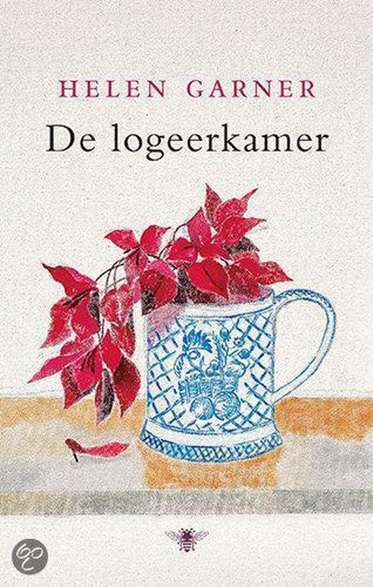 Cover van het boek 'De logeerkamer' van H. Garner