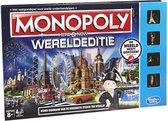 Afbeelding van Monopoly Wereld Editie - Bordspel