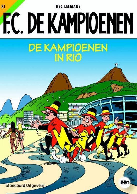 Kampioenen 81. Kampioenen in rio - Hec Leemans pdf epub