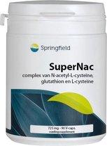 Springfield SuperNAC Glutathion Complex - 90 Capsules