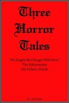 Omslag Three Horror Tales